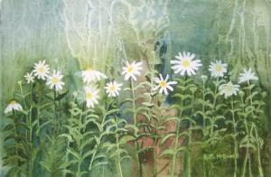 Daisies by Ruth McDowell