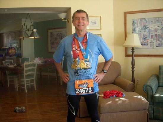 Team Daniel Running for a cure for schizophrenia